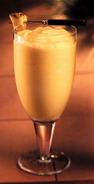 Smoothie recipe mango pineapple vitamin c