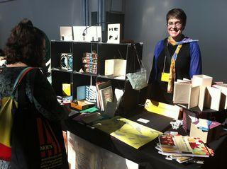 Helen hiebert at CODEX 2013