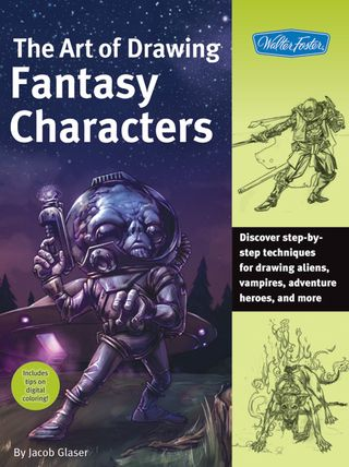 How to draw fantasy characters