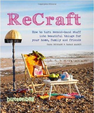 Recraft second hand stuff book