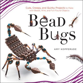 Bead bugs book patterns how to