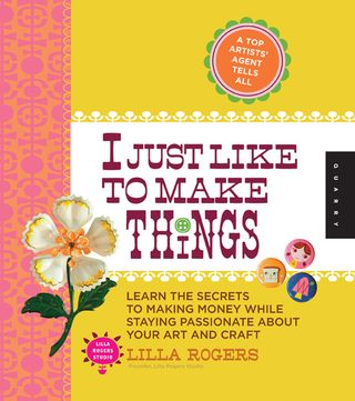 I just like to make things book