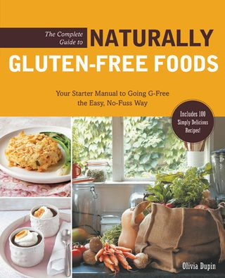 Naturally glute-free foods
