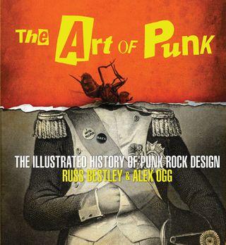 The art of punk rock book