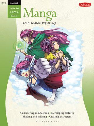 Manga lern to draw step by step