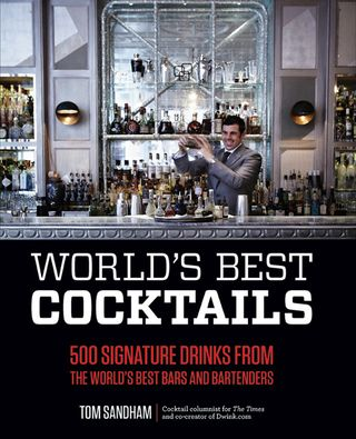 World's best cocktails recipe book