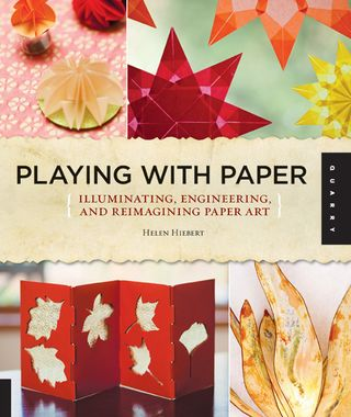 Playing with paper book quarry