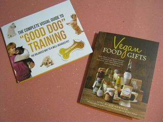 Good dog training  vegan god treat recipe