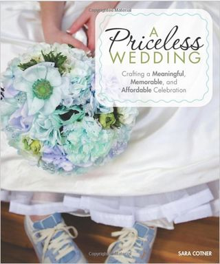 Priceless wedding book