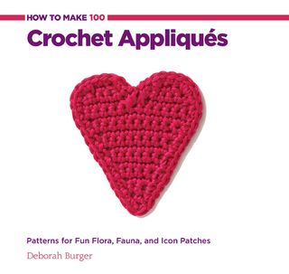 100 crochet appliques patterns