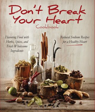 Don' t break your heart cookbook