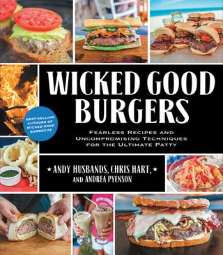 Wicked good burgers recipes