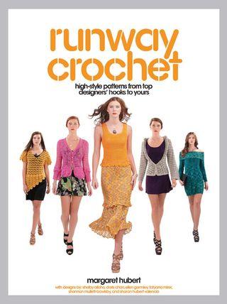 Runway crochet patterns hubert