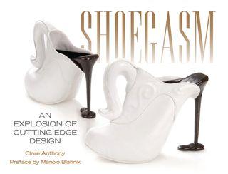 Shoegasm book wild shoes