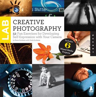 Creative photography lab book