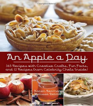Apple a day 365 apple recipes cookbook