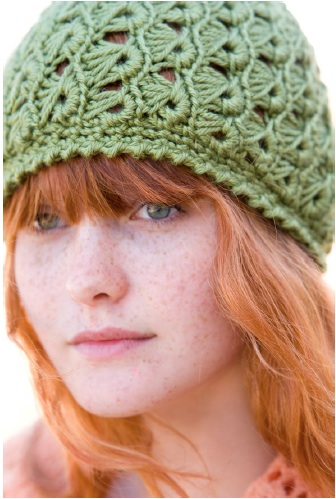 Craftside Broomstick Lace Hat Pattern By Margaret Hubert As Seen