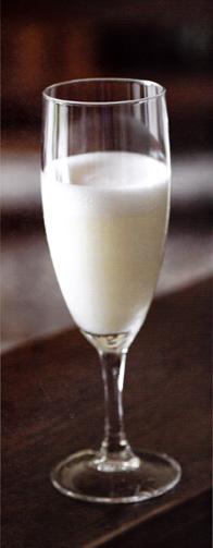 Recipe for sgroppino con prosecco cocktail