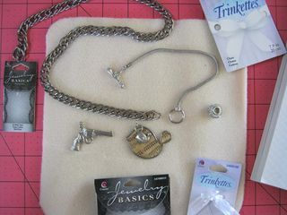 Prima beads chain findings necklace