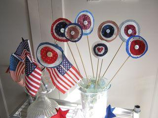 Fabric_circle_flower_decoration