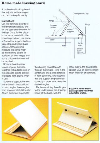 How_to_make_a_home_made_drawing_board