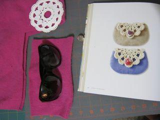 How to make a sunglass case