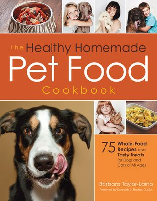 Healthy-homemade-pet-food-cookbook
