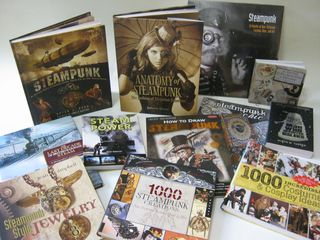 Steampunk Book Quayside Publishing