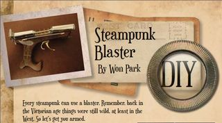How-to-make-a-steampunk-gun