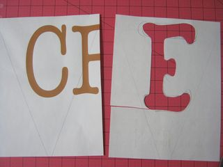 How-to-draw-letters-on-banner