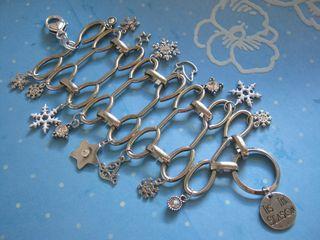 Recycled-belt-bracelet-charms