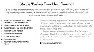 Recipe-maple-turkey-breakfast-sausage