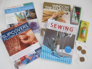 Sewing quilting books
