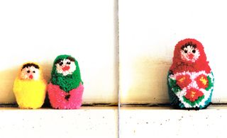 How-to-make pompom-matryoshka-doll