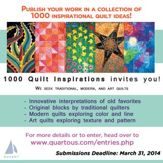1000quiltCall for Entries