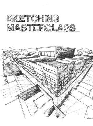 Sketching-masterclass