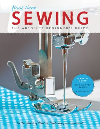 First-time-sewing-book