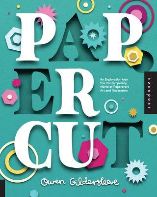 Paper-cut-book-paper art