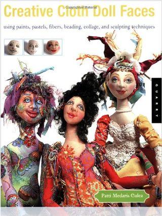 Creativ cloth doll faces