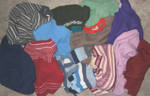 Sweaterbeforepile
