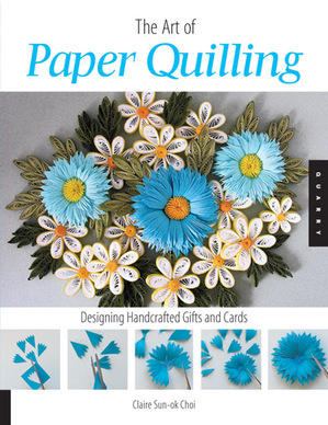 Craft Ideas Blog on The Art Of Paper Quilling Designing Handcrafted Gifts And Cards By