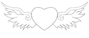 Love_wings_pattern_3