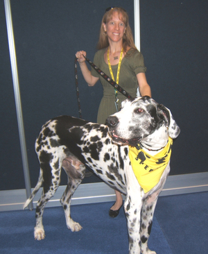Stefanie_and_worlds_tallest_dog