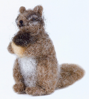 Squirrel_needle_felted